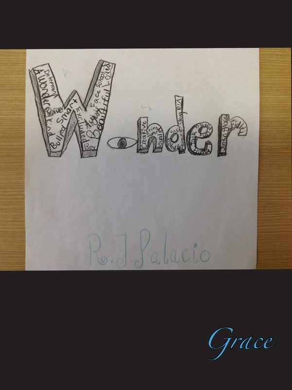 Wonder Book Covers - Literature with Mrs Smith